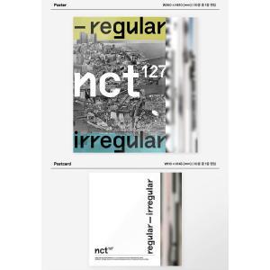 2種セット / NCT127 正規1集 [NCT #127 Regular-Irregular] / 韓国音楽チャート反映/初回限定ポスター1枚丸めて発送/特典DVD終了/2次予約|shopandcafeo|04