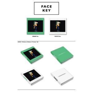 2種ランダム/ SHINee KEY 正規1集 [FACE] / 韓国音楽チャート反映/ポスターなしでお得/1次予約/送料無料|shopandcafeo|05