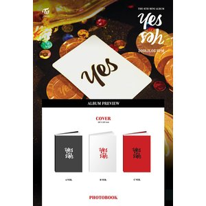 3種選択 / TWICE ミニ6集 [Yes or Yes]/ 韓国音楽チャート反映/初回限定ポスター終了/初回フォトカード終了/特典MV DVD終了|shopandcafeo|02