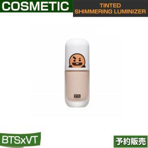 TINTED SHIMMERING LUMINIZER / bt21 x VT Cosmetics / 1810bts /1次予約|shopandcafeo