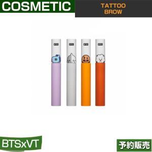 TATTOO BROW / bt21 x VT Cosmetics / 1810bts /1次予約|shopandcafeo