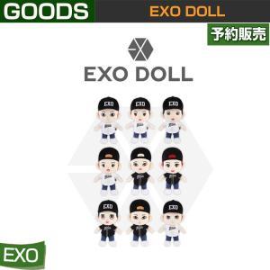 EXO DOLL 25cm 人形 SM/1次予約|shopandcafeo