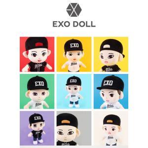 EXO DOLL 25cm 人形 SM/1次予約|shopandcafeo|02