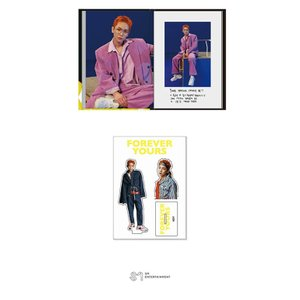 SHINee KEY FOREVER YOURS MUSIC VIDEO STORY BOOK / 和訳つき|shopandcafeo|04