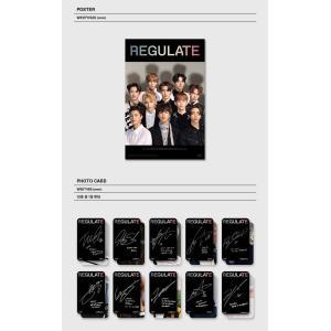 10種選択 / NCT127 正規1集 リパッケージ [NCT #127 Regulate] / 韓国音楽チャート反映/初回限定ポスター丸めて発送/1次予約/特典MV DVD|shopandcafeo|04