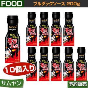 [サムヤン] ブルダックソース 200g x 10個入り / SAMYANG/ 日本国内配送 /韓国食品/韓国お土産|shopandcafeo