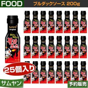 [サムヤン] ブルダックソース 200g x 25個入り / SAMYANG/ 日本国内配送 /韓国食品/韓国お土産|shopandcafeo