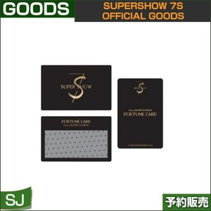 16. FORTUNE SCRATCH SET / SUPERSHOW 7S Official Goods / 1次予約 shopandcafeo