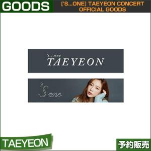 01 SLOGAN ['s...one] TAEYEON CONCERT OFFICIAL GOODS 1次予約|shopandcafeo
