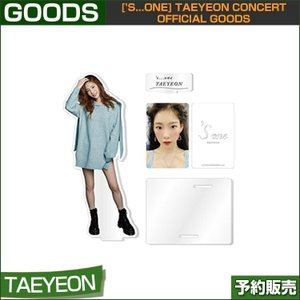 10 PHOTOCARD STAND ['s...one] TAEYEON CONCERT OFFICIAL GOODS 1次予約|shopandcafeo