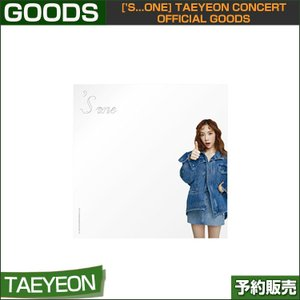 09 CLEAR MEMO SHEET MARKER SET ['s...one] TAEYEON CONCERT OFFICIAL GOODS 1次予約|shopandcafeo