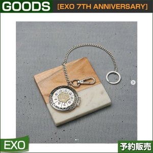 03 ROCKET PENDANT [EXO 7th ANNIVERSARY] 1次予約|shopandcafeo