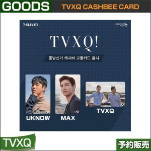 3種選択 TVXQ CASHBEE CARD 1次予約|shopandcafeo