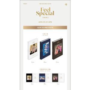 3種選択 初回限定ポスター+プレオーダー特典 終了 TWICE ミニ8集 [Feel Special] 韓国音楽チャート反映 和訳つき 1次予約    送料無料 shopandcafeo 02
