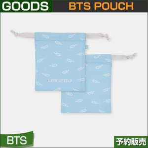 POUCH (LM) / BTS LOVE MY SELF GOODS / UNICEF/1次予約|shopandcafeo