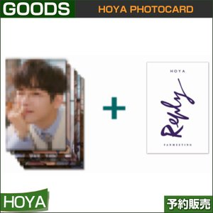 3. PHOTOCARD SET / HOYA FIRST FANMEETING 1次予約|shopandcafeo