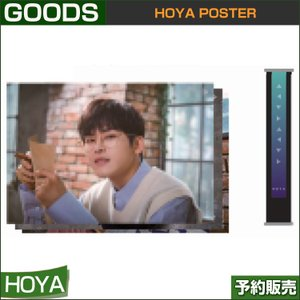 4. POSTER SET / HOYA FIRST FANMEETING 1次予約|shopandcafeo