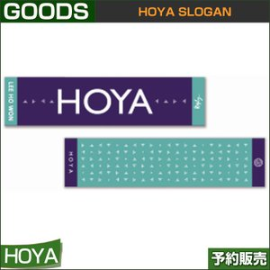 1. SLOGAN  HOYA FIRST FANMEETING 1次予約|shopandcafeo