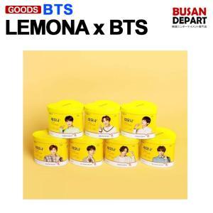 LEMONA x BTS ハート缶 60包入(ランダム)レモナ