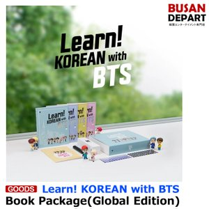 BTS [Learn! KOREAN with BTS Book Package(Global Edition)] 防弾少年団 2次予約 送料無料|shopandcafeo