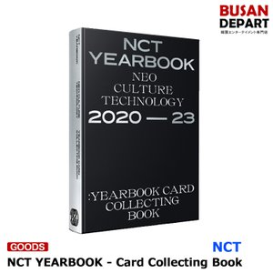 NCT [NCT YEARBOOK - Card Collecting Book 2020 - 23]  送料無料|shopandcafeo