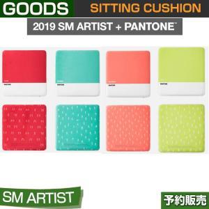 SITTING CUSHION / SM ARTIST PANTONE GOODS / 1次予約|shopandcafeo