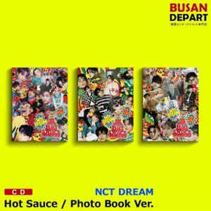 【PHOTO BOOK VER 3種選択】【ポスター無しでお得】 NCT DREAM 正規1集 [H...