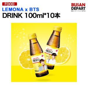 LEMONA x BTS DRINK 100ml*10本 1次予約 レモナ