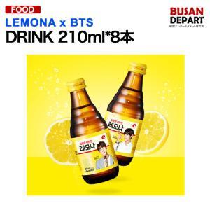 LEMONA x BTS DRINK 210ml*8本 1次予約 レモナ