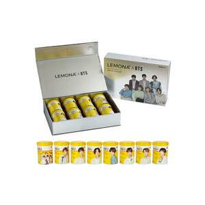 (special package) LEMONA x BTS 2g*30包入*8set れもな レモ...