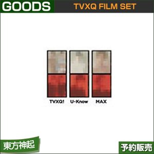 TVXQ FILM SET / THE TRUTH OF LOVE OFFICIAL GOODS|shopandcafeo