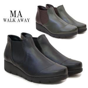 足馴染みのよいソフトな天然皮革を使ったシンプルなブーツ。 柔らかい本革で、包み込まれるような履き心地...