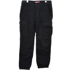 SUPREME(シュプリーム)15AW Cargo Pant カーゴパンツ ブラック|shopbring