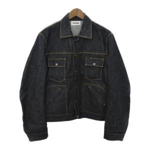 KOZABURO(コウザブロウ)SEL DENIM TAILOR JKT 913651 デニムテーラードジャケット Gジャン インディゴ|shopbring