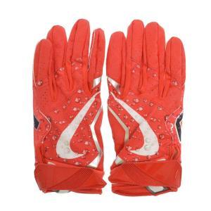 SUPREME(シュプリーム)18AW×NIKEナイキVapor Jet 4.0 Football Glovesフットボールグローブ手袋 レッド|shopbring