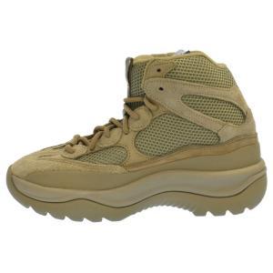 adidas(アディダス)YZY DSRT BT ADLT ROCK イージーデザートブーツ グレー|shopbring