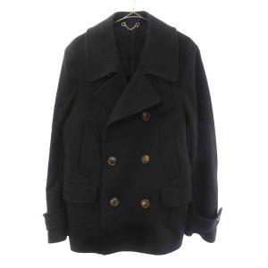 GUCCI (グッチ) ウールピーコート ジャケット 00002419|shopbring