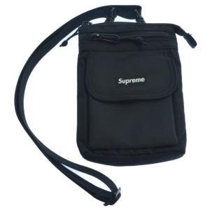 SUPREME (シュプリーム) 19AW Shoulder Bag ショルダーバッグ ブラック|shopbring