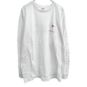 SUPREME (シュプリーム) 17SS YOU BEEN HIT L/S Tee ビーンヒットロンT 長袖Tシャツ ホワイト|shopbring