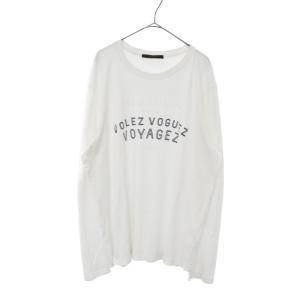 LOUIS VUITTON(ルイヴィトン)17SS アーチロゴプリントロングスリーブTシャツ ロンTシャツ カットソー|shopbring