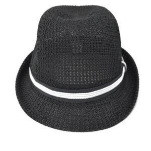 NOLLEY'S(ノーリーズ)リボン付メッシュハット ブラック|shopbring