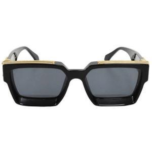 LOUIS VUITTON(ルイヴィトン)19SS MILLIONAIRE ミリオネアサングラス メガネ ブラック|shopbring