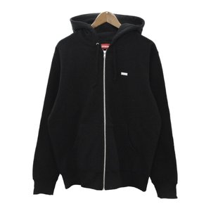 SUPREME(シュプリーム)18AW Reflective Small Box Zip Up Sweatshirt スモールボックスロゴ ジップパーカー|shopbring