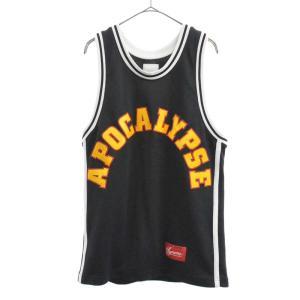 SUPREME(シュプリーム)16SS Apocalypse Basketball Jersey バスケットボールタンクトップ ユニフォーム|shopbring