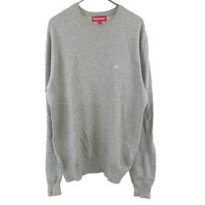 SUPREME(シュプリーム)Sロゴ コットンニット長袖Tシャツ カットソー|shopbring