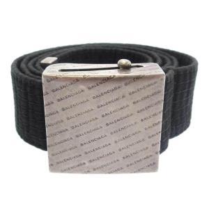 BALENCIAGA (バレンシアガ) 18SS Karate Belt 空手ベルト ブラック ガチャベルト|shopbring