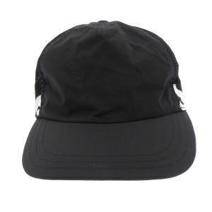 SUPREME(シュプリーム)20SS Side Logo 5panel cap サイドロゴ メッシュ 5パネルキャップ ブラック|shopbring