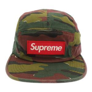 SUPREME(シュプリーム)18SS Military Camp Cap ミリタリーカモ柄キャンプキャップ 帽子 カモ|shopbring