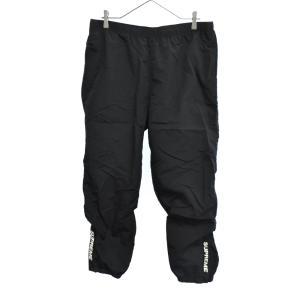 SUPREME (シュプリーム) 18AW Warm Up Pants ウォームアップパンツ トラックパンツ ブラック shopbring