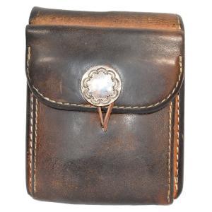 goro's(ゴローズ)コンチョ付き2つ折りレザーウォレット 財布|shopbring